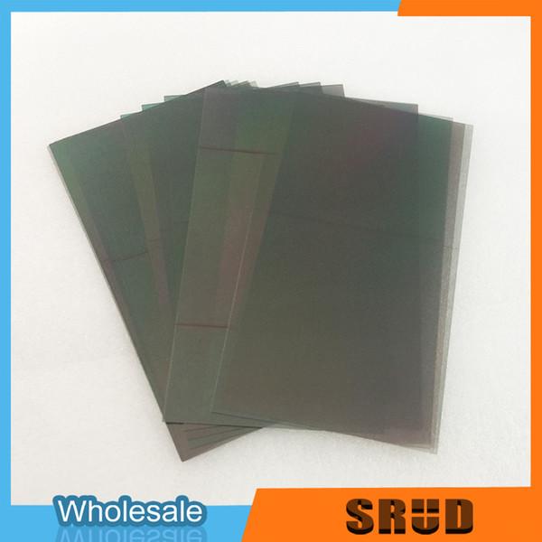 10Pcs Wholesale For Phone Repair Replacement Original Polarized Film For Xiaomi 8 Lite 8 se 8Plus 8Pro LCD Polarizer Film