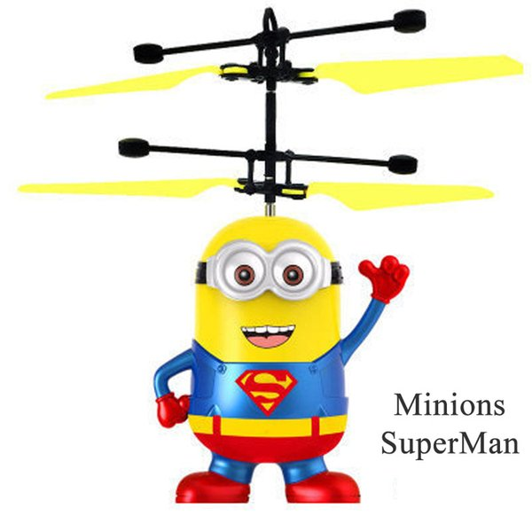 Minions superman