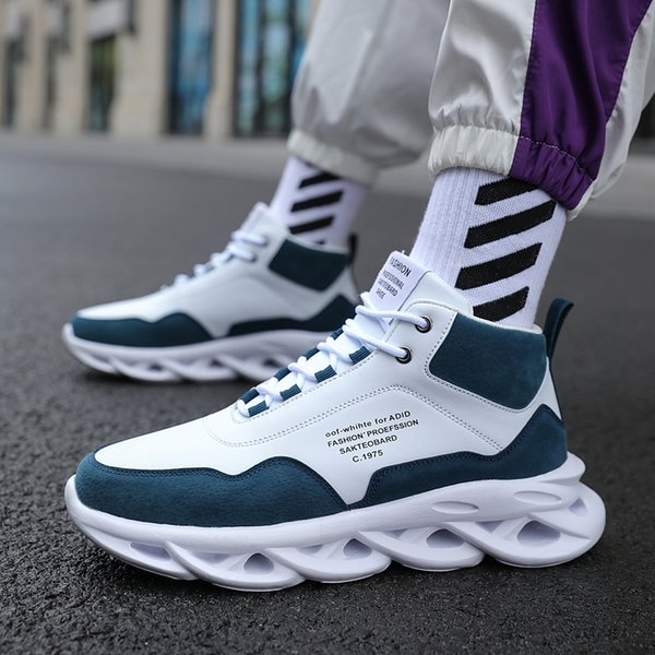 Casual Shoes Men Breathable Sports Shoes Lightweight Running Fashion Jogging Non-slip Walking Outdoor Sneakers