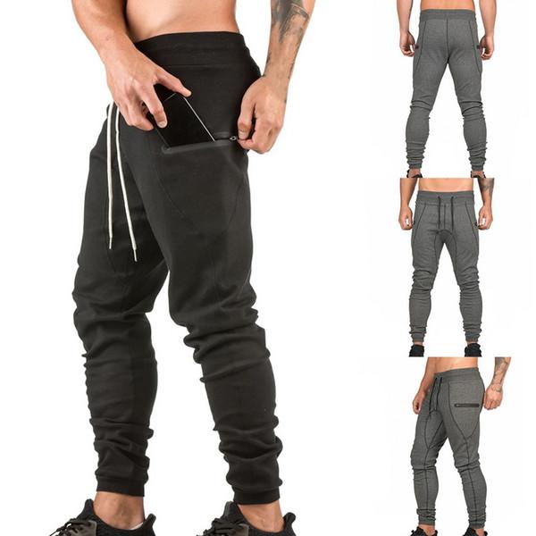 Vertvie Jogger Sports Pants Casual Cutton Sweatpants For Male Hip Hop Pants Harem Running Trousers Men Sportwear Plus Size 3XL
