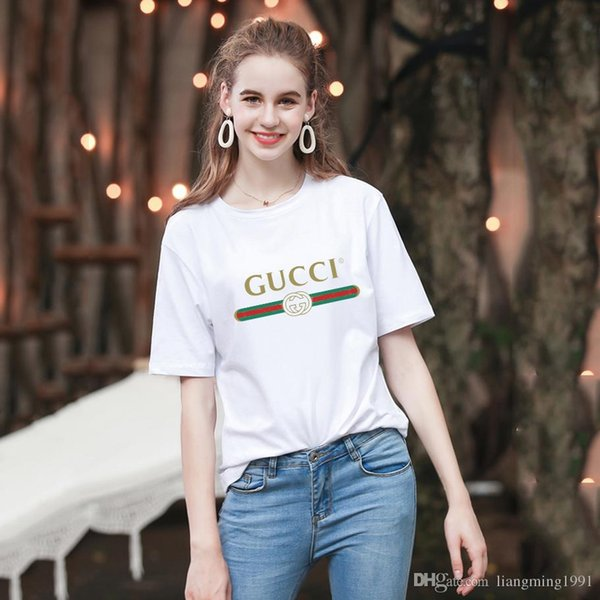 d5c92f00 Women's Letter Print Crop Tops Short Sleeve Bandage Bodycon T Shirts Women  Brand New Casual Tees