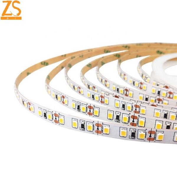 best selling 120leds Per Meter Flex Lighting Strips Smd2835 5m Light Tape Light 12v LED bar buildin house