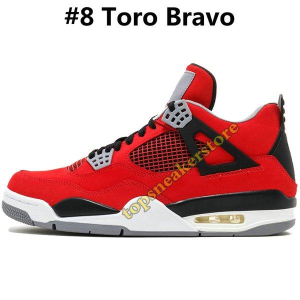 #8 Toro Bravo