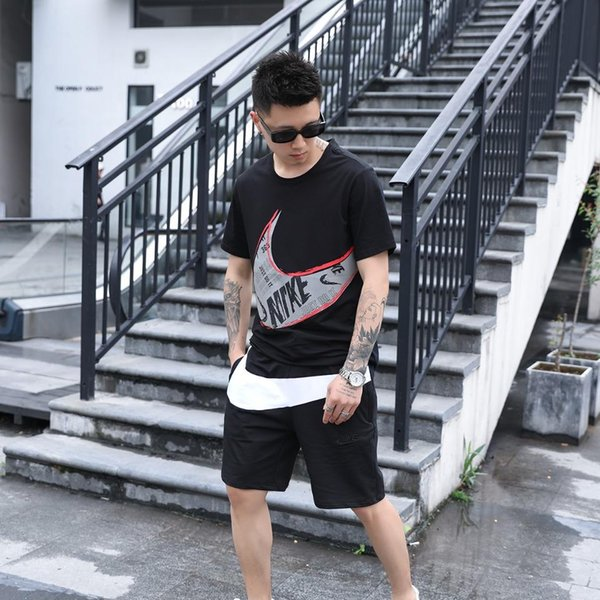 Men Designer T Shirts Summer Luxury Tee Mens T Shirt Loose Letter Print Street Fation Wear Brand Tee Shirt Plus Size L-4XL