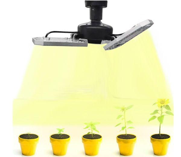 LED coltiva la luce il nuovo arrivo E27 60W 80W a spettro completo 3000K Per idroponici piante d'appartamento Orticoltura Usa
