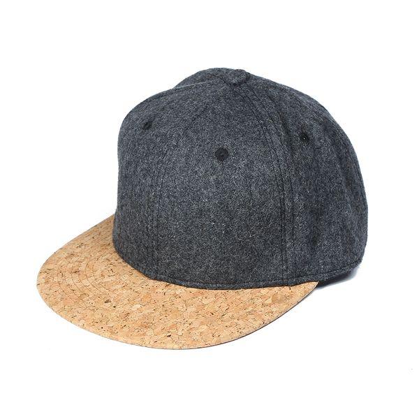 [] arder moda gorros Enfriar la mezcla de lanas Snapback ajustable de Hip-hop gorras de golf gorra de béisbol del sombrero unisex Bill Béisbol