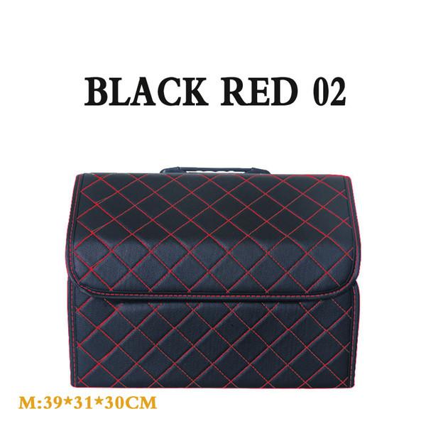 Schwarz Rot 02 M