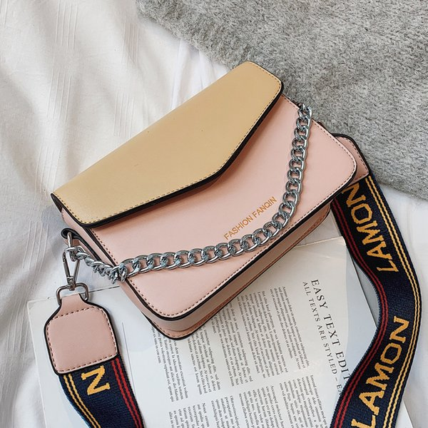 Belle2019 Rui Man Bag Woman Die Flut Allgleiches Messenger Packet Freizeit Hit Color Single Shoulder Small
