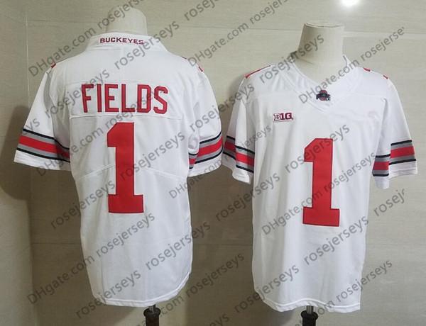 1 Justin Fields White