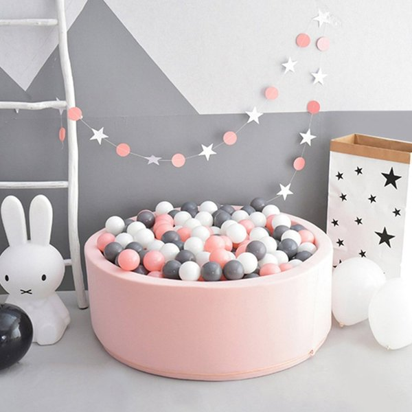 wholesale Fencing Manege Round Play Ball Pool Game Baby Dry Pool Infant Ball Pit Play Ocean Ball Funny Playground Toddler Toy Tent