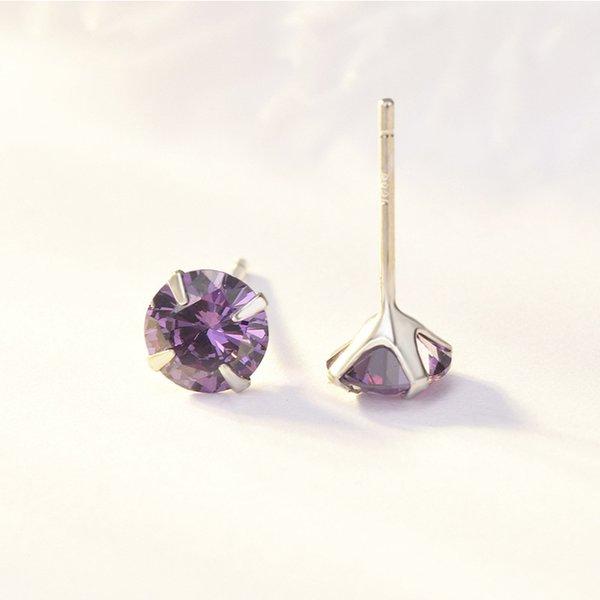 Purple 6mm