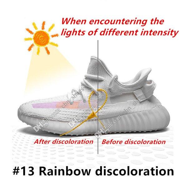 # 13 Scolorimento dell'arcobaleno