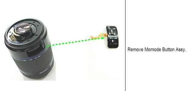 Original button for Camera new original 50-200 mm lens IFN key AF/MF key free shipping