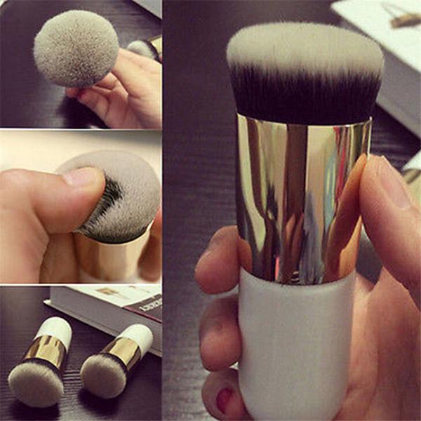 2019 neue Mode Pro Make-Up Schönheit Kosmetische Gesichtspuder Erröten Reinigungsbürsten Foundation Pinsel Make-Up-Tool