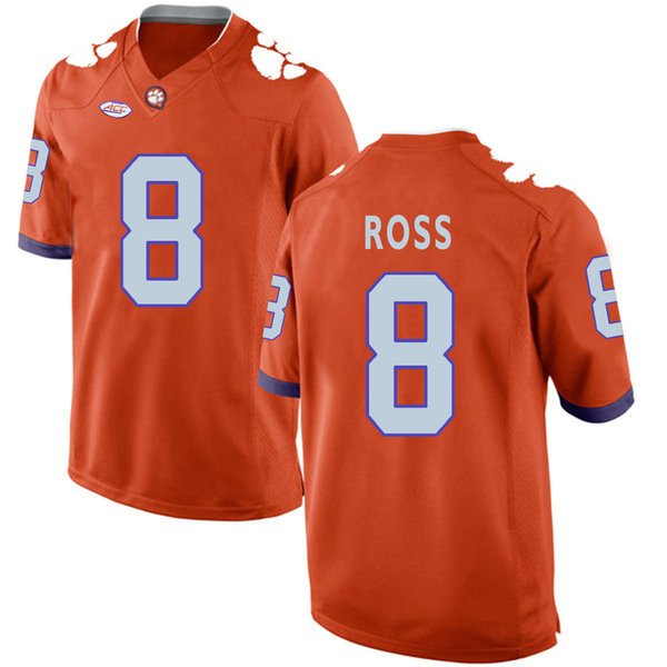 8 Justyn Ross