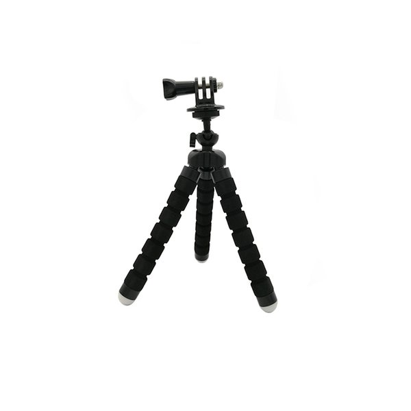 Kahraman Mini evrensel Esnek Bacak Mini Tripod için spor kamera aksesuarları forxiaomi yi kameralar LD06
