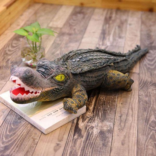 Open Mouth Crocodile