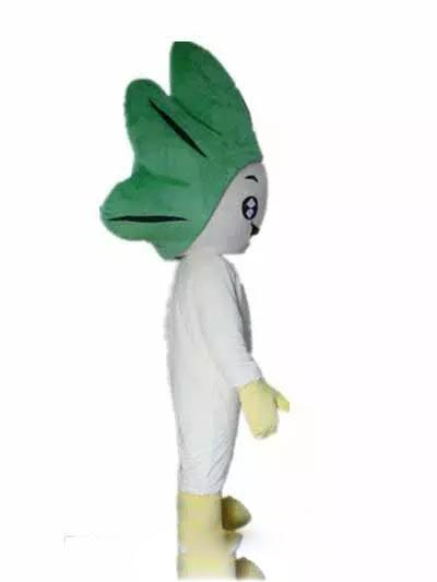 2019 High quality Light and easy to wear a plant mascot costume with white bodu for adult to wear