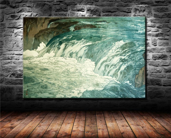 Japanese Painting,HD Canvas Printing New Home Decoration Art Painting/(Unframed/Framed)