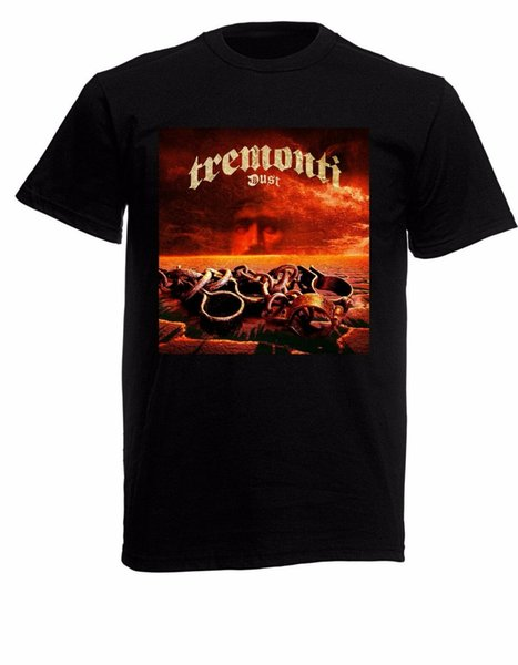 Tremonti Dust Mens Black Rock T-shirt NUEVOS Tamaños S-XXXL