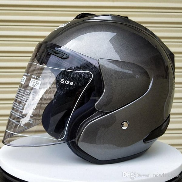 New ARAI New motorcycle helmet racing helmet cross country half helmet men and women sunscreen helmets Free shipping