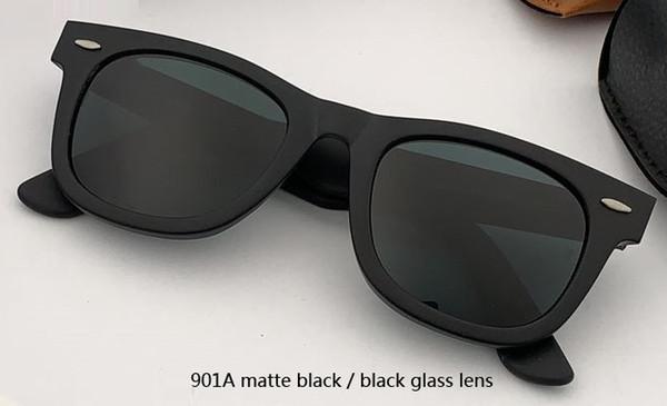 50mm 901A mattschwarzes / schwarzes Objektiv