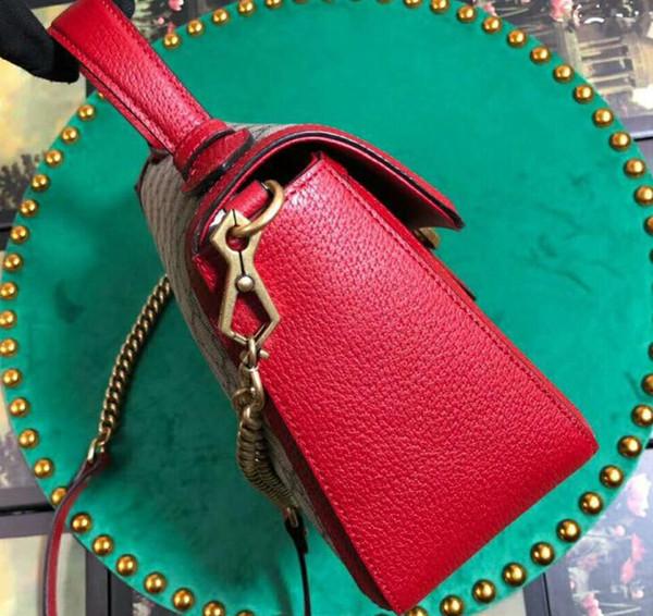 498110 Tuval / Kırmızı
