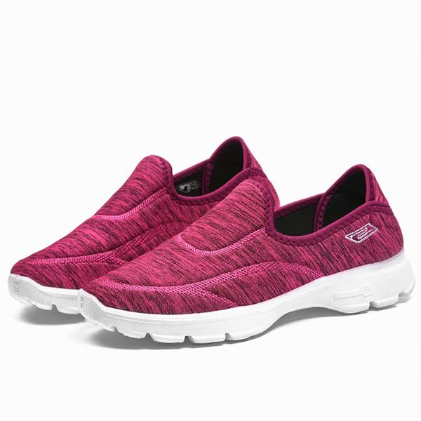 women casual shoes slips ladies fancy shoes women's macines comfortable breathable walking sneaker zapatillas mujer