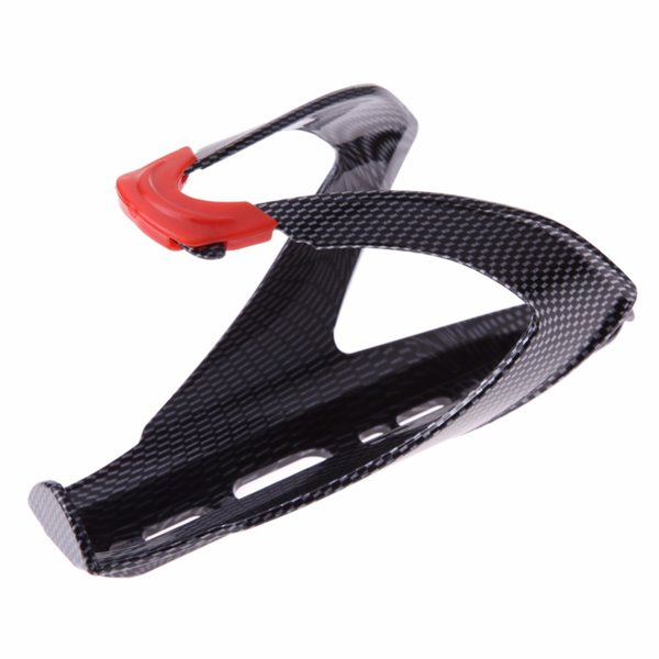 Lightweight Carbon Fiber Road Bicycle Bottle Holder MTB/Road Cycling Water Bottle Holding Rack Cage New Bicycle Accessories