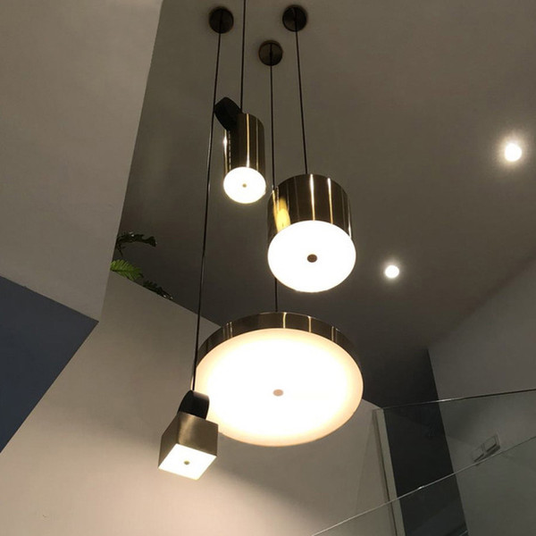 Grosshandel Ostmoderne Kreative Nordic Wohnzimmer Korridor Restaurant Designer Pendelleuchten Bar Cafe Modell Zimmer Pendelleuchten Von Jess234