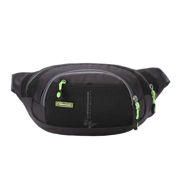 Running Bum Bag Travel Handy Hiking Sport Fanny Pack Waist Belt Zip Pouch Dec07 #138245