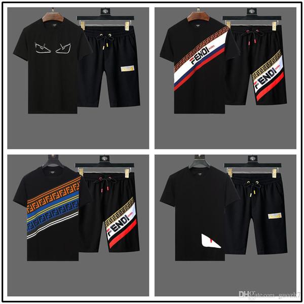 Summer 12 Colors Selection - Camicia a maniche corte per uomo e shorts con coulisse, set di moda uomo casual S-mXL