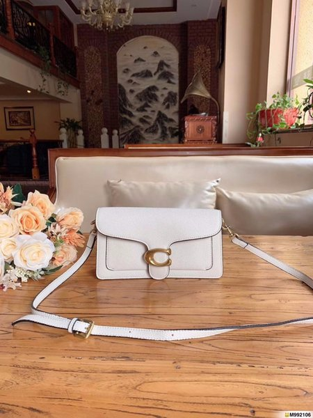 Nouveau 2019 marque en cuir de mode classique dames sac à main de haute qualité Messenger sac portefeuille sac à bandoulière 896148919845