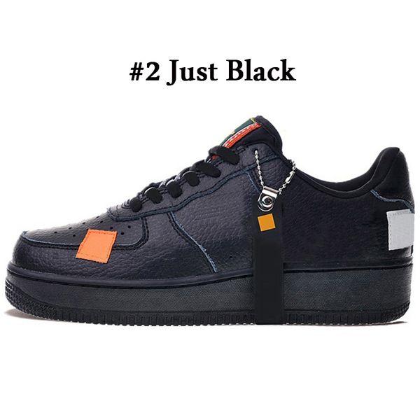 A2 Just Black