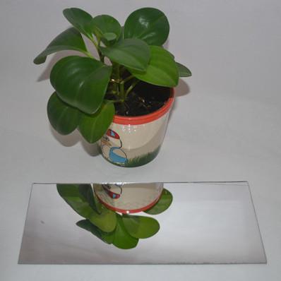 Personalizar Arbitrária Forma Acrílico Espelho 100x50x1mm PMMA Cais De Vidro Lente Decorativa De Plástico E Nós Podemos Proofing