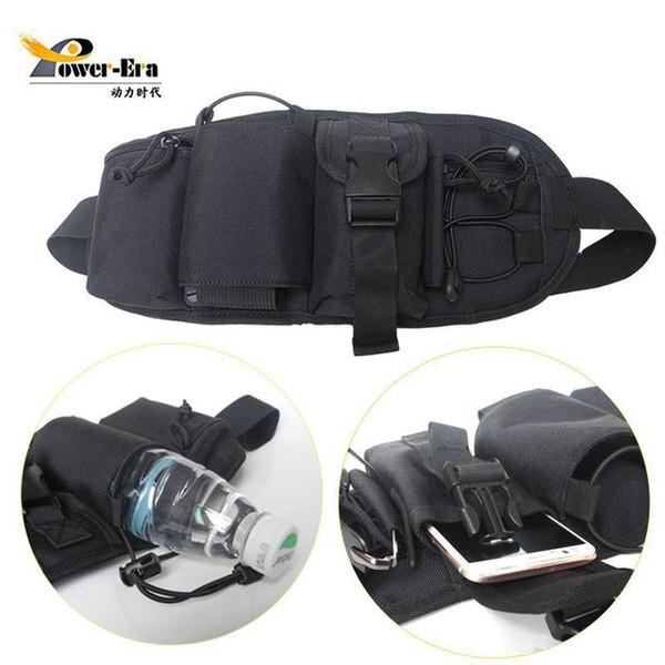 Тактический пакет талии Многофункциональный поясной ремень сумка 900D нейлон водонепроницаемый царапинам износостойкие