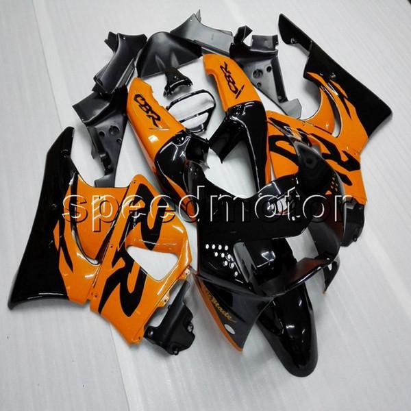 23 colores + Tornillos Carenado de motocicleta negro naranja Carenado para HONDA CBR900RR 1994 1995 1996 1997 CBR893RR paneles de motor ABS