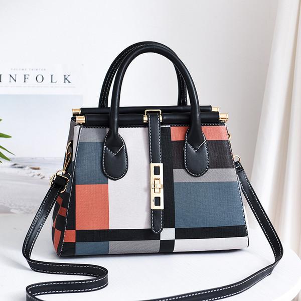Designer Handbags 2020 New European And American Big Bag Large ...