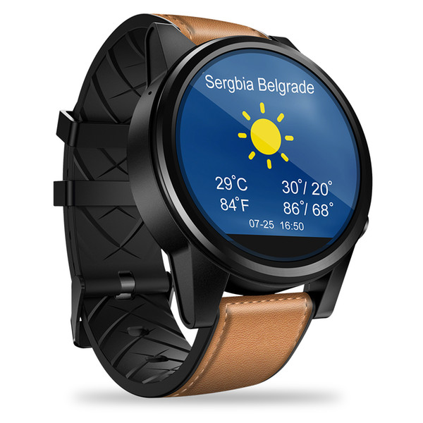 Zeblaze Thor 4 PRO 4G LTE Smart Watch women Android 16GB+1GB 5MP Camera 1.6-Inch LTPS Touch Screen Watch GPS SIM WIFI BT #X