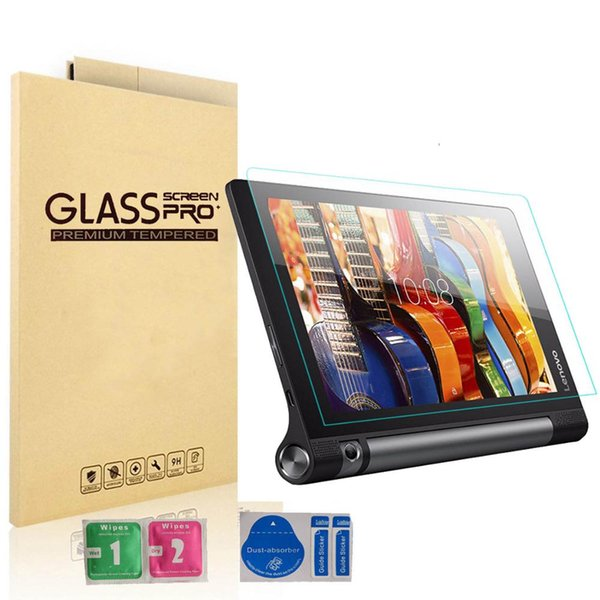 Vidrio protector x50 para Lenovo Yoga YT3 X50f x50m X50l película protectora de pantalla de vidrio templado para tableta tab3 10.1
