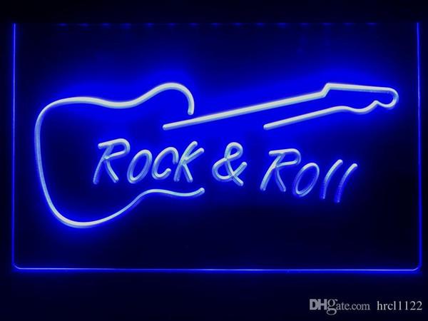 Luce Al Led.Acquista I303b Segno Di Rock And Roll Di Musica Della Chitarra Luce Al Neon Nuovo Led A 11 96 Dal Hrcl1122 Dhgate Com