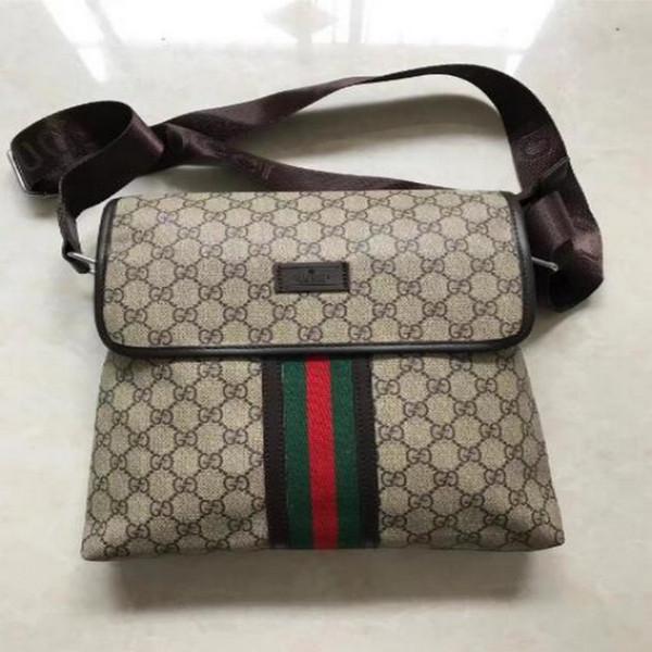 9765ddce3a62 2019 горячий мужской портфель бизнес сумка повседневная деловая кожа PU  мужская Crossbody ретро мужская сумка через
