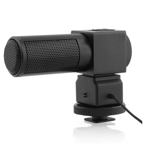 TTKK Takstar Stereo Microphone Camera Microphone SGC-698 for Nikon Canon DSLR Camera Camcorder