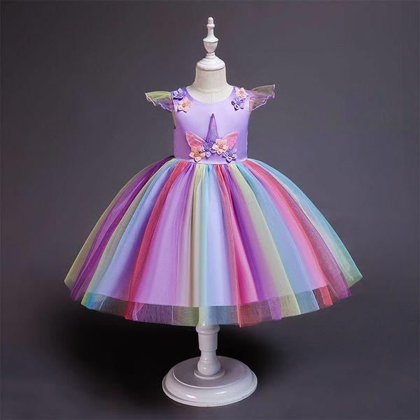Girls'dresses Pure Cotton Girls' Dresses Flower Girls'dresses Clothes