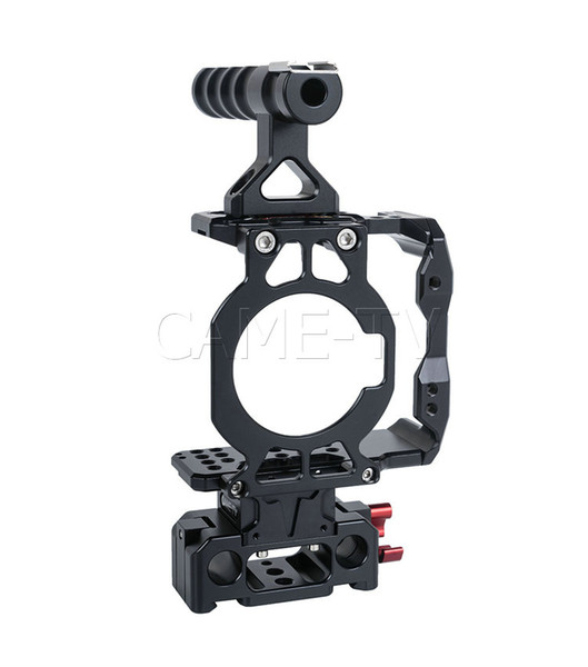 CAME-TV BMPCC 4K Half Cage Rig Camera DSLR Rigs