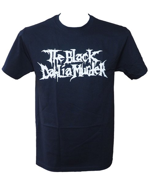 THE BLACK DAHLIA MURDER - LOGO - Official Licensed T-Shirt - New M L XL 2XL Funny free shipping Unisex Casual top