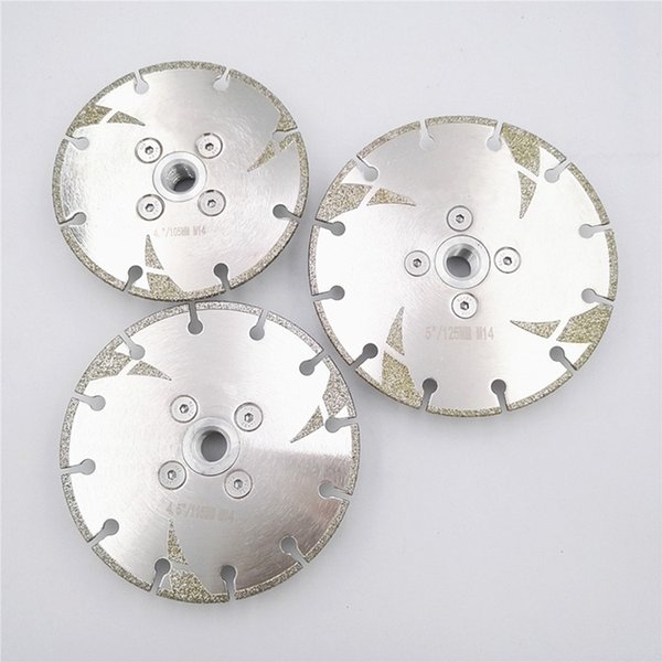 D105mm Electroplated Disc (5pcs)