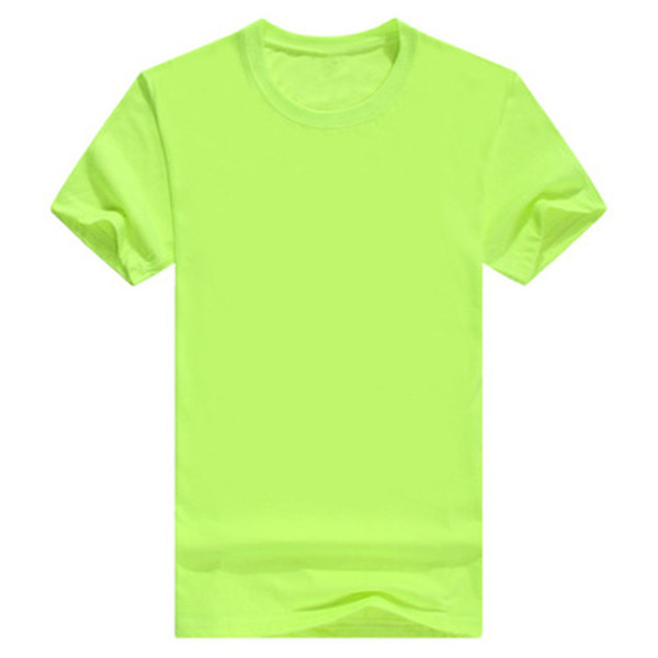 Brand T Shirt 3D Pring Mens Youth Fashion Casual Personality Color with Letter Printing Round Neck Short Sleeve Bottoming T-Shirt 14 Color