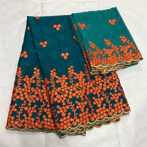 BEAUTIFICAL scarf women chiffon fabrics white swiss voile lace in switzerland cheap free shipping 5+2yards/lot for dress XR22
