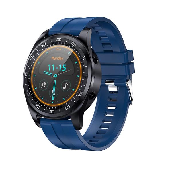 smart watch blue
